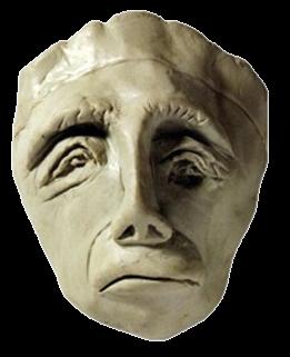 Máscara n .4  (resina)
