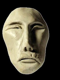 Máscara n. 15  (resina)