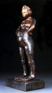 A Grávida  (bronze)