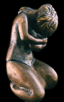 Bailarina  (bronze)
