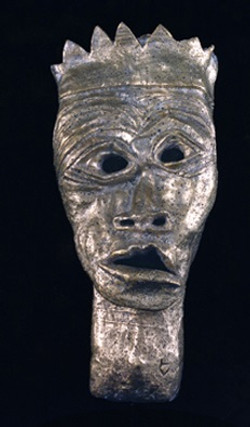 Máscara n. 19  (bronze)