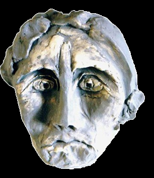 Máscara n. 18  (resina)