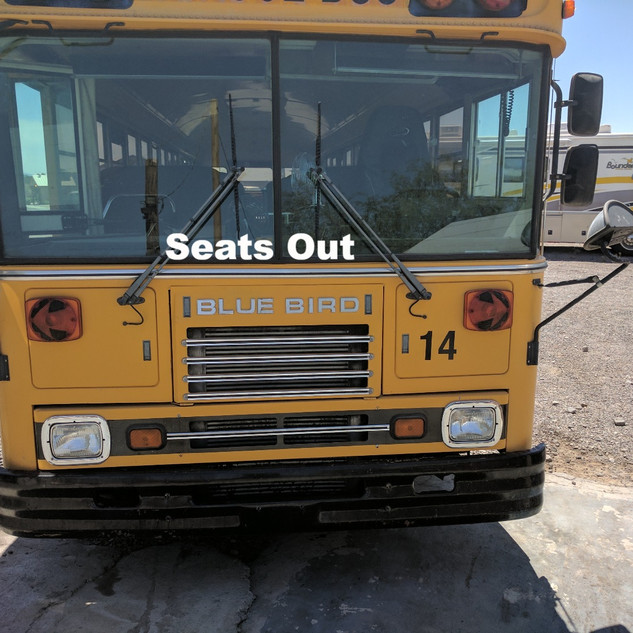 Seats Out