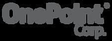 Logo OnePoint 2021®Tamaño grande con esp