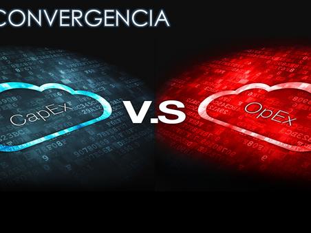 Hiperconvergencia (CAPEX) VS Nube (OPEX) - el caso ecuatoriano