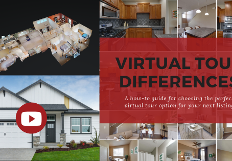 Virtual Tour? 3D Tour? Video Walk-Through? What is the difference?!