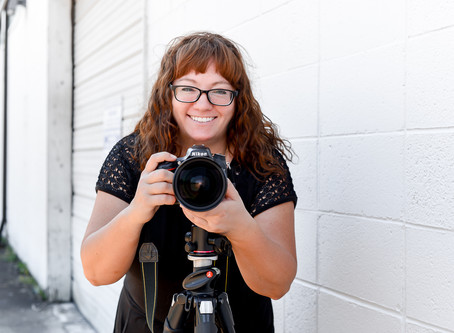 Meet Sam! Our beloved photographer, videographer, and drone pilot!