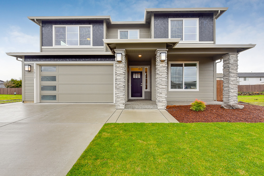 soft light, house, real estate, market