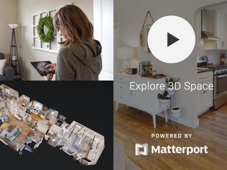 Pivot your Real Estate Business with 3D Matterport Tours
