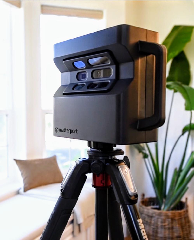 Matterport, 3D home tour, online
