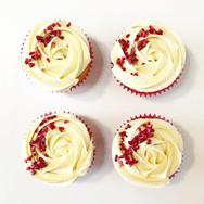 Rasberry & White Chocolate Cupcakes