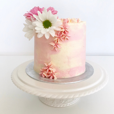 Vanilla Celebration Cake