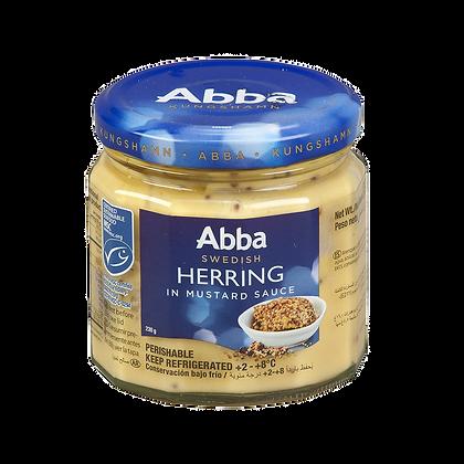 Abba Herring in Mustard Sauce