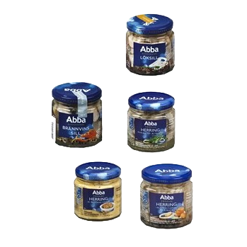 Abba Herring 3 pack - Choose your favorites