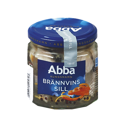 Abba Brannvins Sill Herring - in Aquavit Marinade