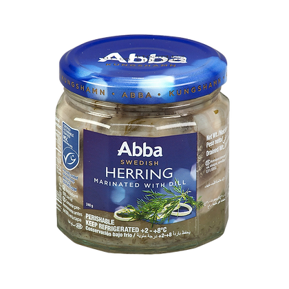 Abba Herring in Dill Sauce