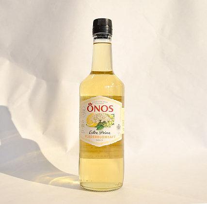 Ono's Elderberry Flower Saft Bottle