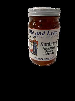 Sunburst - Peach Jalapeno Preserve