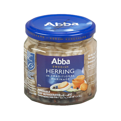 Abba Herring in Traditional Sauce