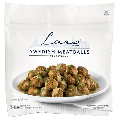 Lars Own Swedish Meatballs