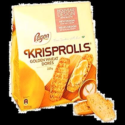 Pagen Golden Wheat Krisprolls
