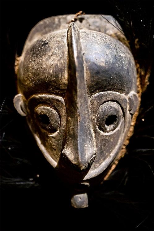 LOWER SEPIK MASK - ANGRIMAN VILLAGE - PAPUA NEW GUINEA