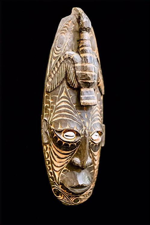 BLACKWATER MASK - PAPUA NEW GUINEA