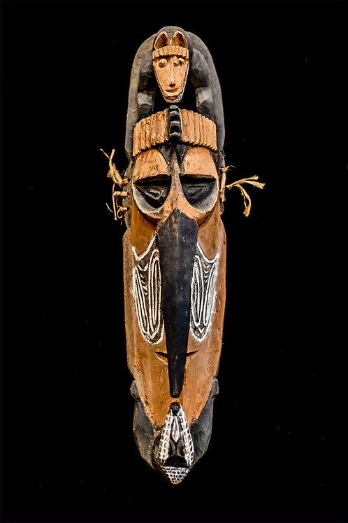 IMBUANDO MASK - PAPUA NEW GUINEA