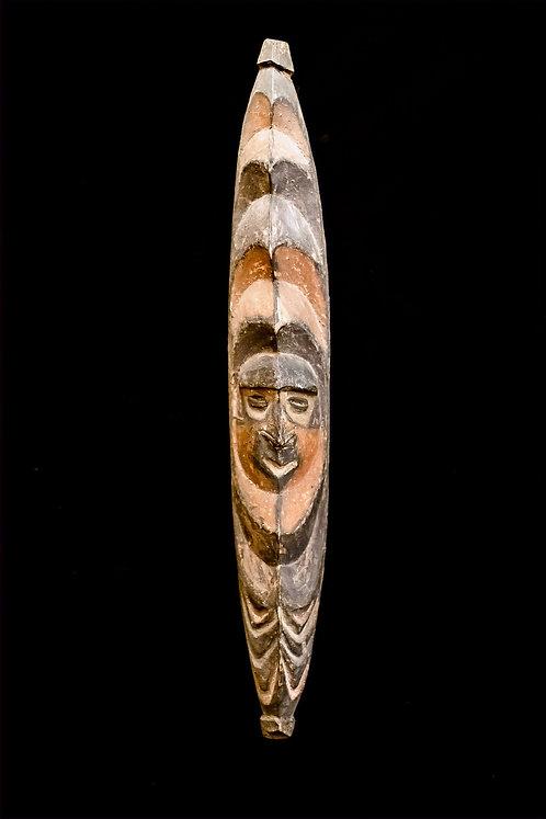 RAMU MASK - CHENGRABU VILLAGE - PAPUA NEW GUINEA
