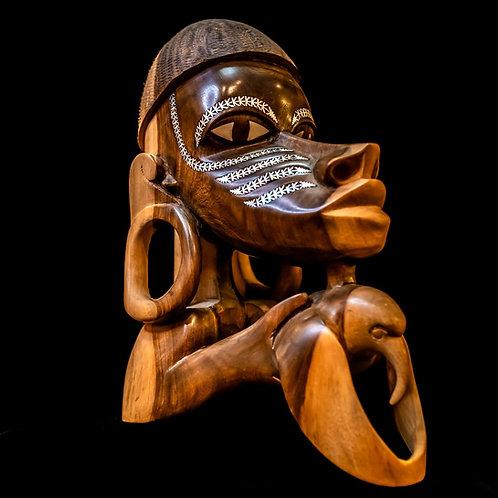 LARGE NGUZU NGUZU – SOLOMON ISLANDS