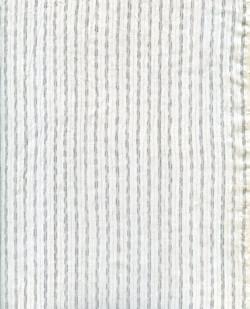 「水~すい~」白絣 苧麻化衣