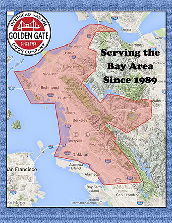 Crockett, Port Costa, Rodeo, Hercules, Pinole, El Sobrante, San Pablo, Richmond, Point Richmond, El Cerrito, Richmond Annex, Albany, Kensington, Berkeley, Emeryville, Oakland, Piedmont, Alameda