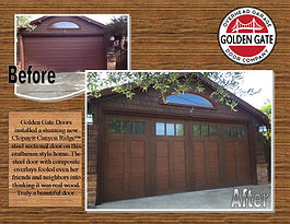 Garage Door Repair and Installation, Golden Gate Garage Doors 510-222-5128