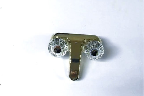 Price Pfister Polished Brass 2 Handle