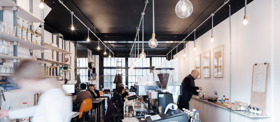 How do I Design and Run a Cafe in London?