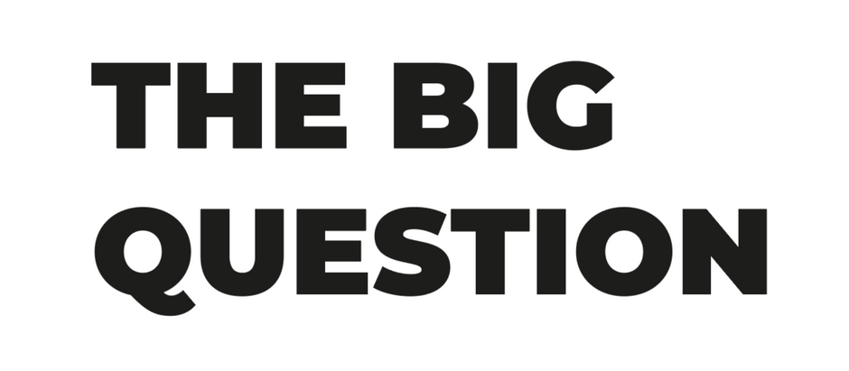 The Big Question - Architects Working with Clients