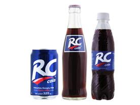 """""""RC Cola"""" น้ำอัดลมรสโคล่าแท้สัญชาติอเมริกัน วางขายแล้ว ในเซเว่นฯ"""