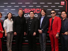 CASIO G-SHOCK เปิด Flagship Store แห่งแรกในประเทศไทย
