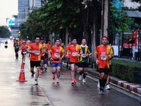 """ธอส.จัดกิจกรรมวิ่ง """"GHB RUN 2020""""....ส่งมอบเงินบริจาคสมทบทุนมูลนิธิช่วยคนตาบอดแห่งประเทศไทยฯ"""