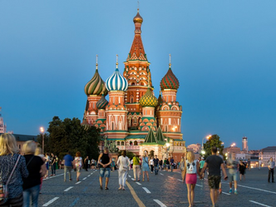 'รัสเซีย' น่าเที่ยว....ค่าเงินถูกโอกาสเหมาะ