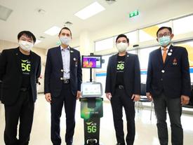 AIS ผนึกราชวิทยาลัยจุฬาภรณ์ ชู รพ. จุฬาภรณ์ ต้นแบบรักษาพยาบาลผ่าน 5G