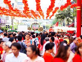 """""""นักเดินทางทั่วโลกแห่ใช้บริการ Airbnb เที่ยวไทยช่วงเทศกาล"""" ช่วงตรุษจีน สงกรานต์ และโกลเด้นวีค ในไทยป"""