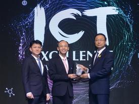 ไทยออยล์คว้ารางวัล Thailand ICT Excellence Awards 2018