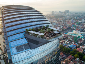 เปิดตัว โรสวูด พนมเปญ ณ ใจกลางศูนย์กลางธุรกิจและวัฒนธรรมแห่งนครหลวงของประเทศกัมพูชา