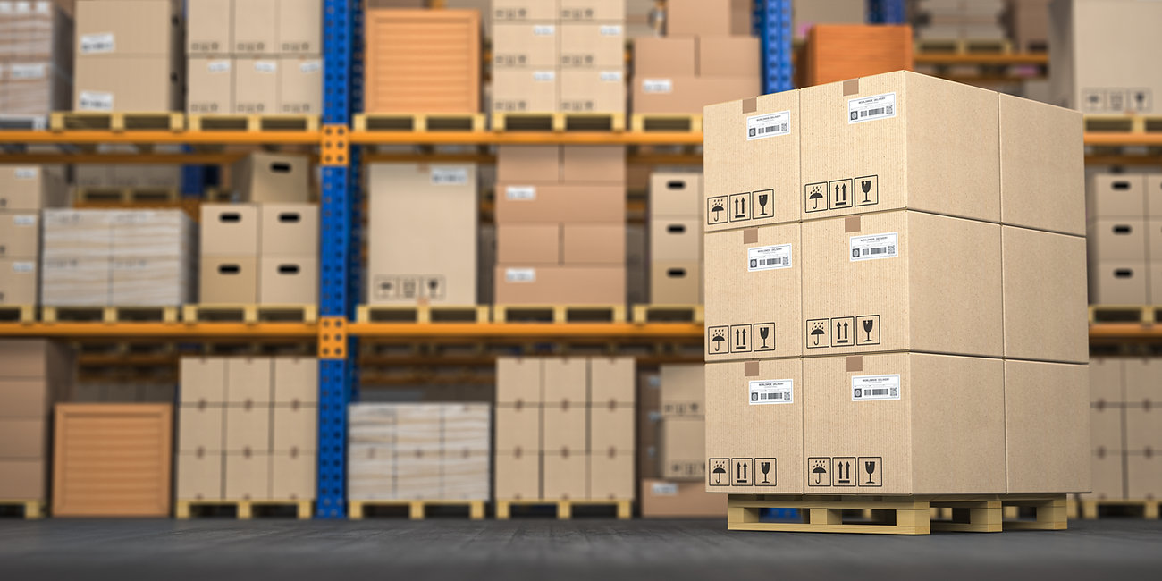 warehouse-or-storage-with-cardboard-boxe