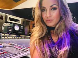 Recording Session Los Angeles, CA