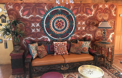 Ray Living Room Boho Spanish Colonial Southwest Interior Fusion Art_edited