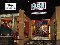 MGM Las Vegas Hecho En Vegas Interior Design