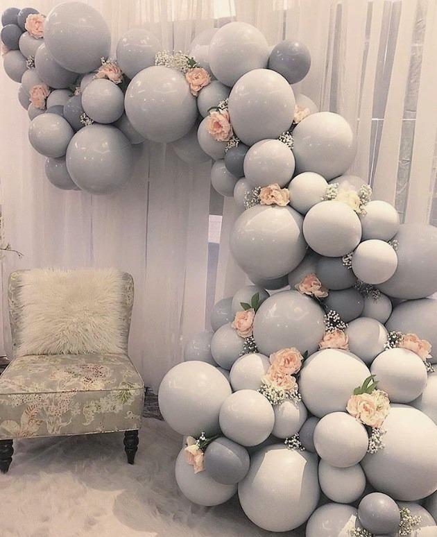 Arco de globos photocall