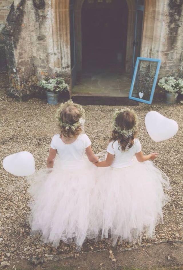 Globos para niños en bodas